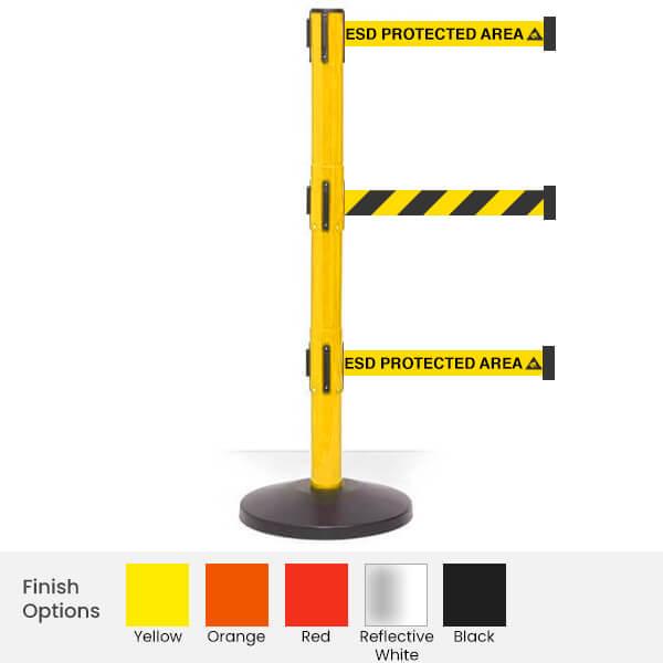 Safety-Retractable-Belt-Barrier-safetypro-triple-premium-3