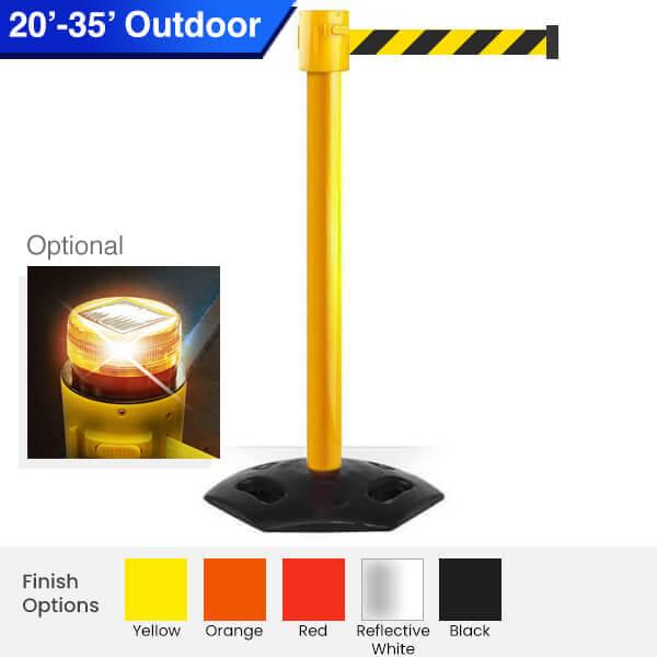 Outdoor-Safety-Retractable-Belt-Barrier-weathermaster-long-belt-4