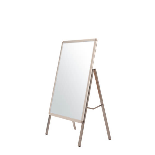 Sidewalk-Sign-Poster-Boards-single-sided-Easy-Slide-in