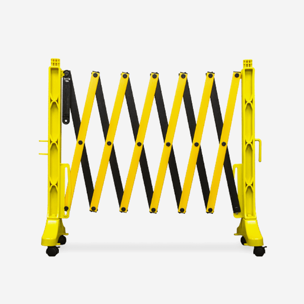 accordion-barricades