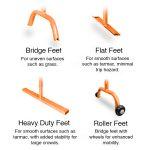 orange feet
