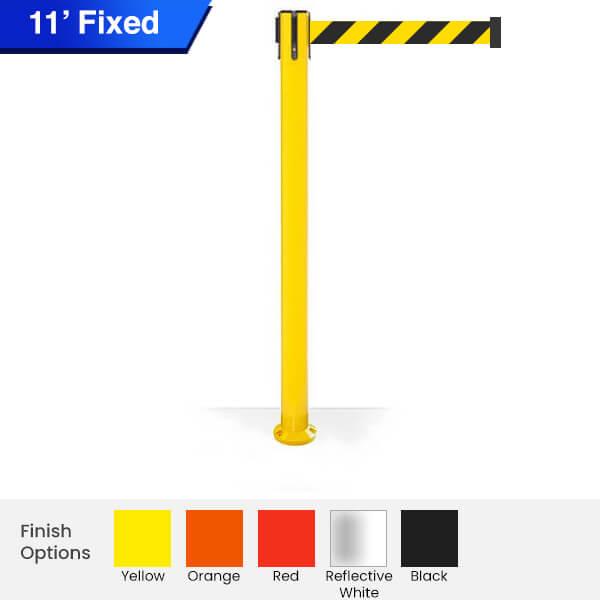 permanent-Safety-Retractable-Belt-Barrier-3