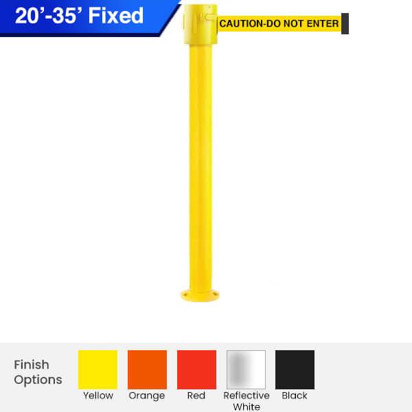 permanent-Safety-Retractable-Belt-Barrier-335-3