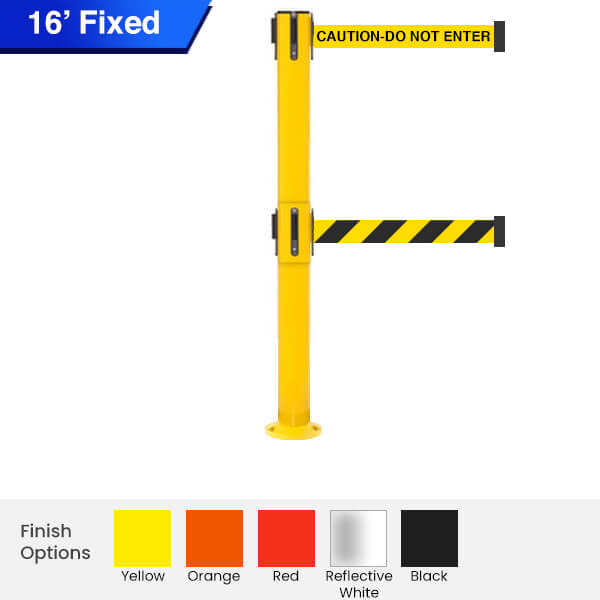 permanent-Safety-twin-Retractable-Belt-Barrier-300-3