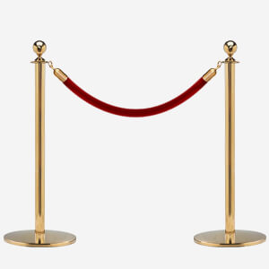 Elegant-Premium-Velour-Rope-Barriers
