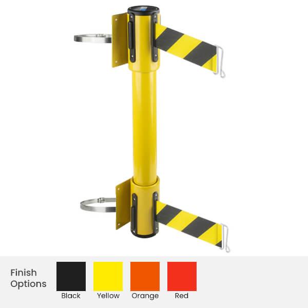 sclip-mount-retractable-belt-wall-mounted-wallmaster300-twin