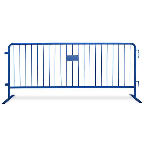 steel-barricades-blue