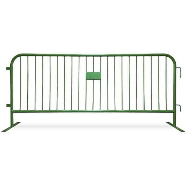 steel-barricades-green