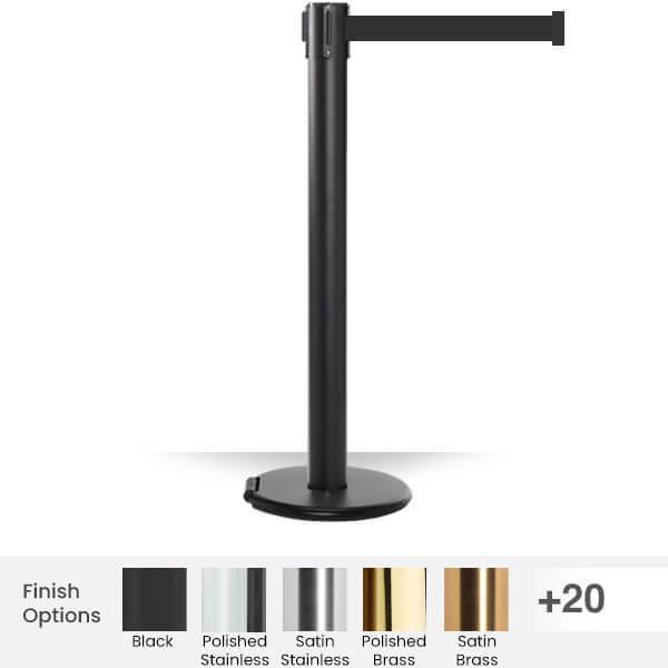 Retractable-Belt-Barrier-portable-300-roller-single-2