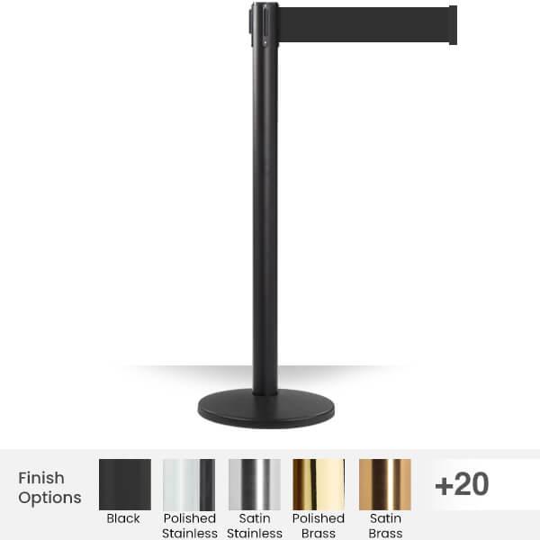 Retractable-Belt-Barrier-retractable-stanchion-black-stanchion-premium-plus