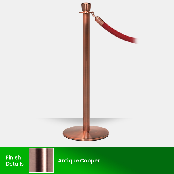 luxury-rope-stanchion-antique-copper