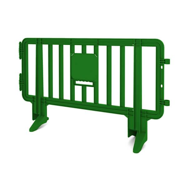 plastic-barricades-plasticade-style-green