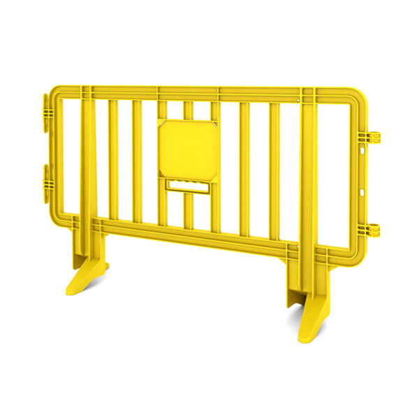 plastic-barricades-plasticade-style-yellow
