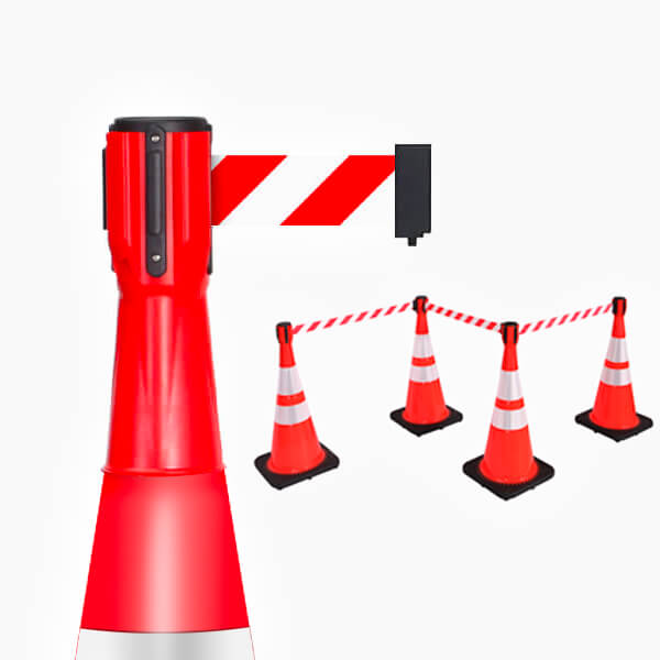 traffic-cone-belt-barrier
