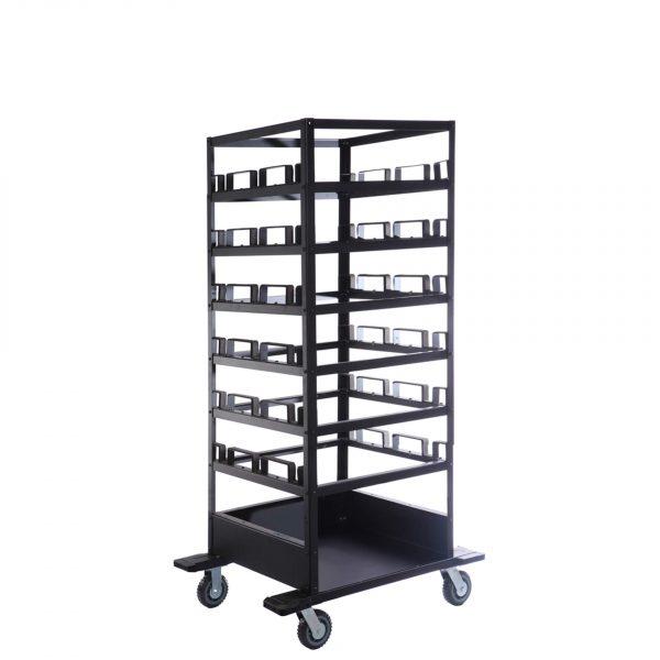 18-post-stanchion-horizontal-storage-cart