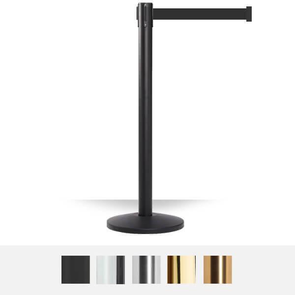 Retractable-Belt-Barrier-retractable-stanchion-black-stanchion-3