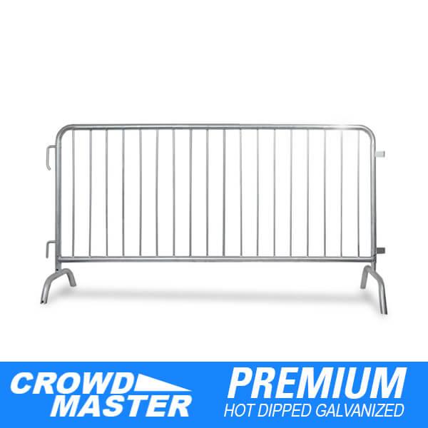crowd-control-premium-barricade-steel-hot-galvanized-6ft-heavy-duty-crowdmaster