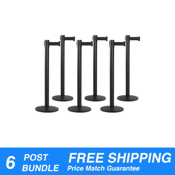 retractable-belt-stanchion-barrier-set-6-black (2)